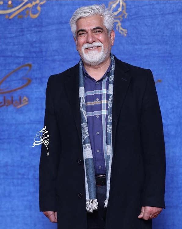 تیپ بازیگران در جشنواره فیلم فجر ۹۷ - حسین پاکدل