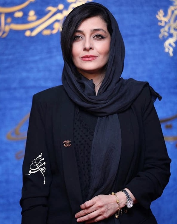 تیپ بازیگران در جشنواره فیلم فجر ۹۷ - ساره بیات