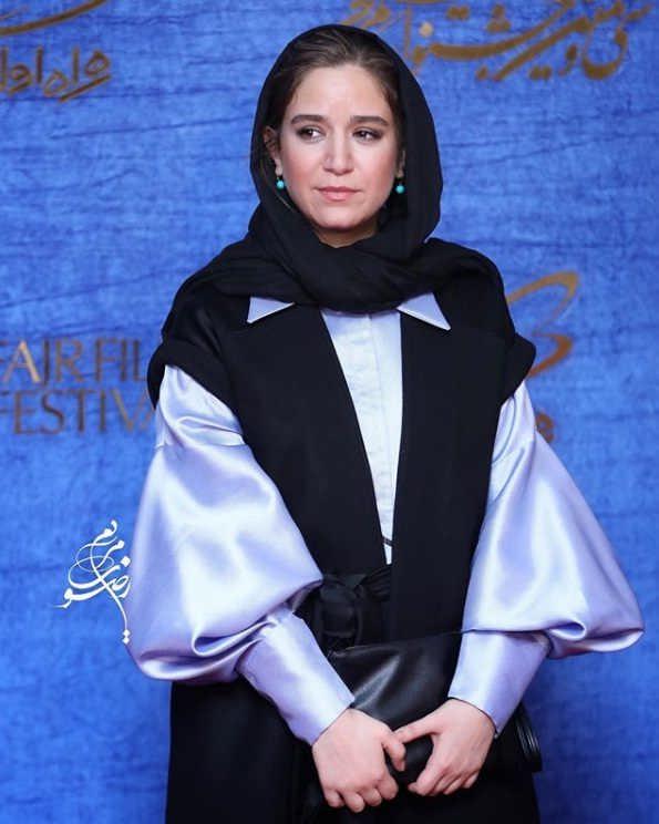 تیپ بازیگران در جشنواره فیلم فجر ۹۷ - ستاره پسیانی۳