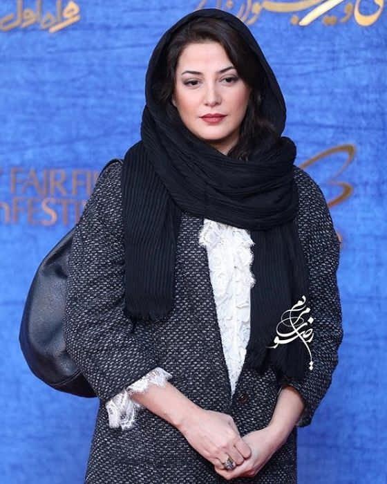تیپ بازیگران در جشنواره فیلم فجر ۹۷ - طناز طباطبایی