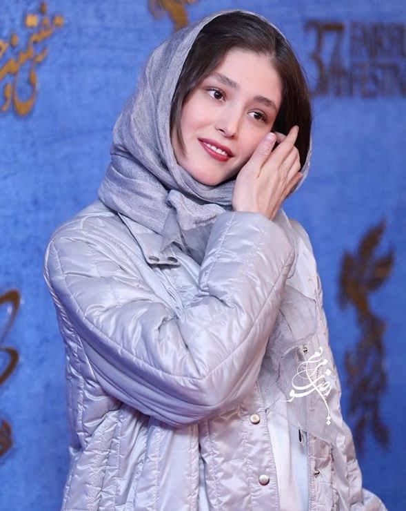 تیپ بازیگران در جشنواره فیلم فجر ۹۷ - فرشته حسینی