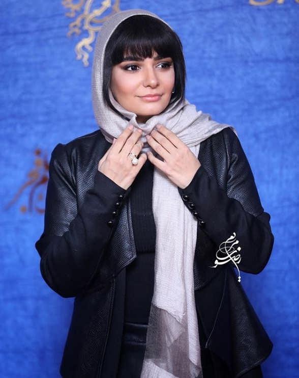 تیپ بازیگران در جشنواره فیلم فجر ۹۷ - لیندا کیانی