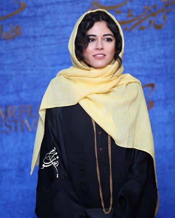تیپ بازیگران در جشنواره فیلم فجر ۹۷ - ماهور الوند