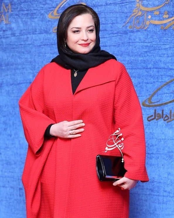تیپ بازیگران در جشنواره فیلم فجر ۹۷ - مهراوه شریفی نیا