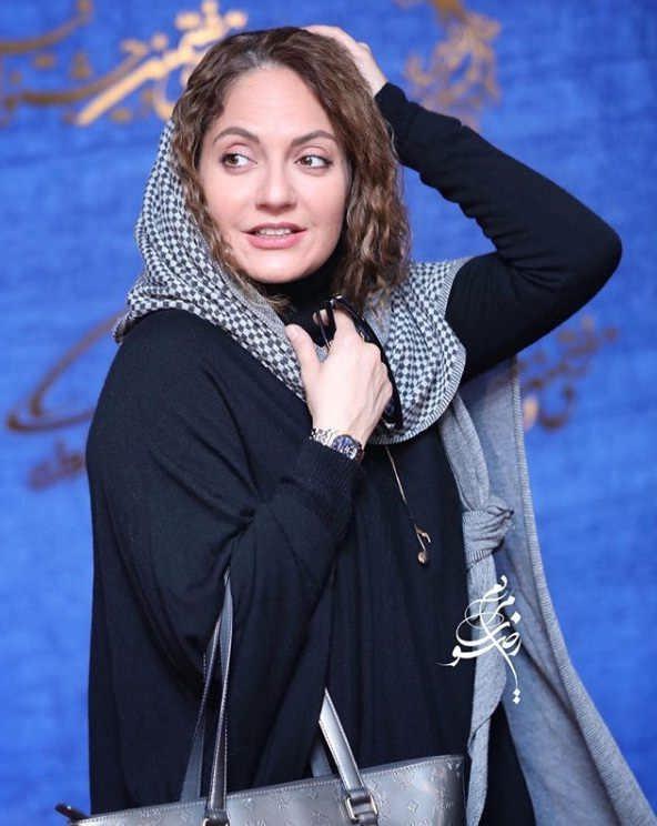 تیپ بازیگران در جشنواره فیلم فجر ۹۷ - مهناز افشار۲
