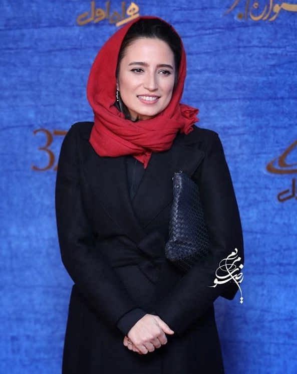 تیپ بازیگران در جشنواره فیلم فجر ۹۷ - نگار جواهریان