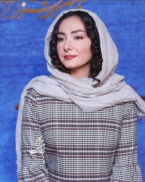 تیپ بازیگران در جشنواره فیلم فجر ۹۷ - هانیه توسلی