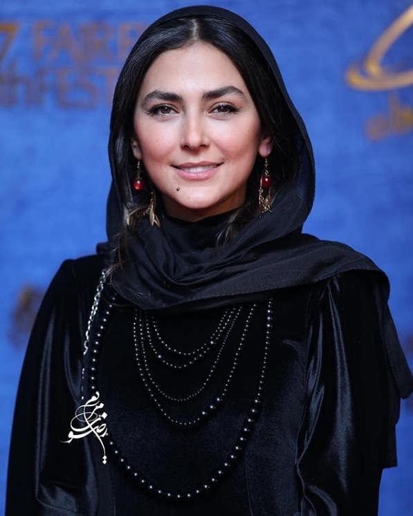 تیپ بازیگران در جشنواره فیلم فجر ۹۷ - هدی زین العابدین۲