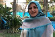 بیوگرافی المیرا شریفی مقدم مجری تلویزیون و همسرش داود عابدی