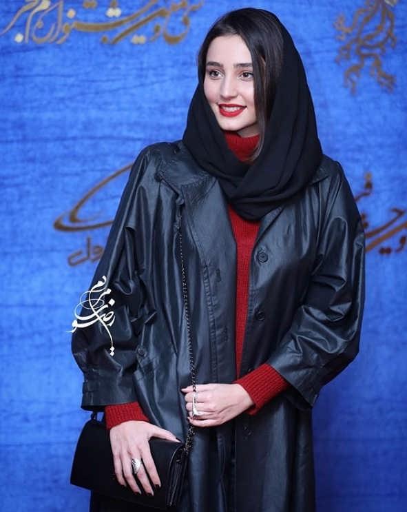 تیپ بازیگران در جشنواره فیلم فجر ۹۷ - سها نیاستی