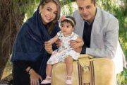 بیوگرافی شبنم قلی خانی و همسرش