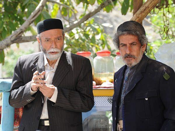 علی نصیریان در ایران برگر