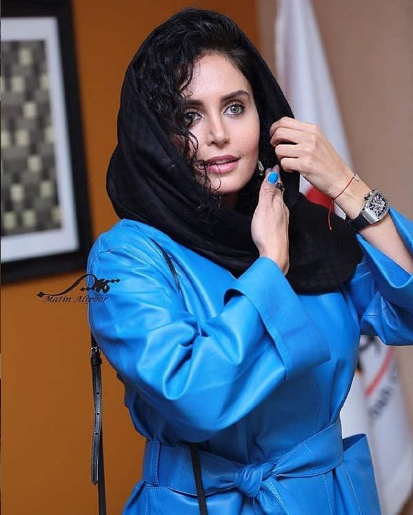 عکسهای جشنواره فیلم فجر  - الناز شاکردوست