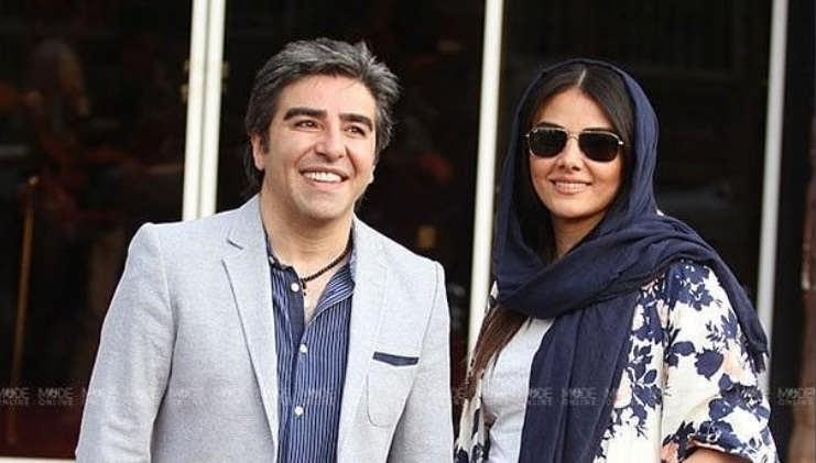 عکس خشایار الوند و همسرش الهام ایمانی۲