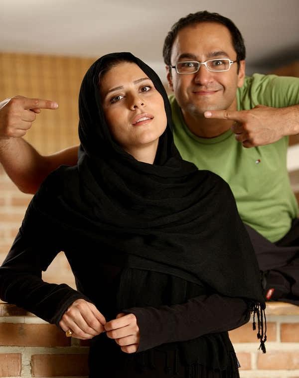 عکس رامبد جوان و همسر دومش سحر دولتشاهی۲
