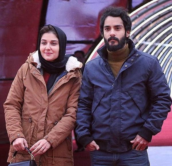 بیوگرافی ساعد سهیلی و همسرش