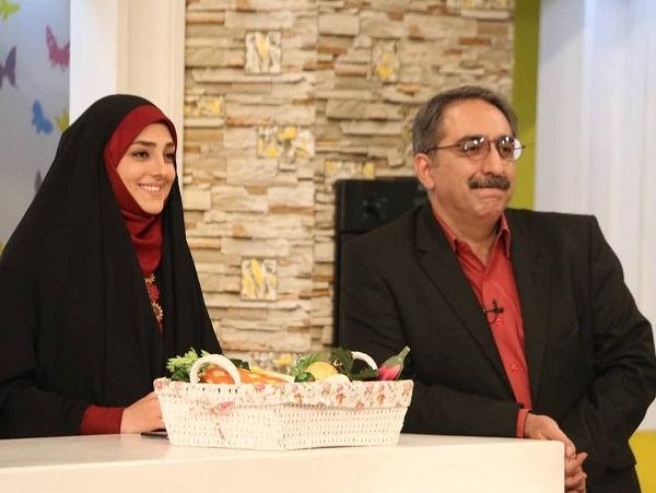 عکس شهرام شکیبا و همسرش ستاره سادات قطبی