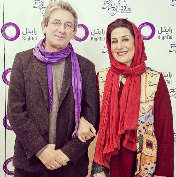 بیوگرافی فاطمه معتمدآریا و همسرش احمد حامد
