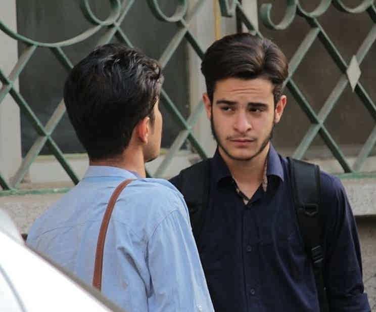 عکس محمد جواد جعفرپور در سریال گشت ویژه