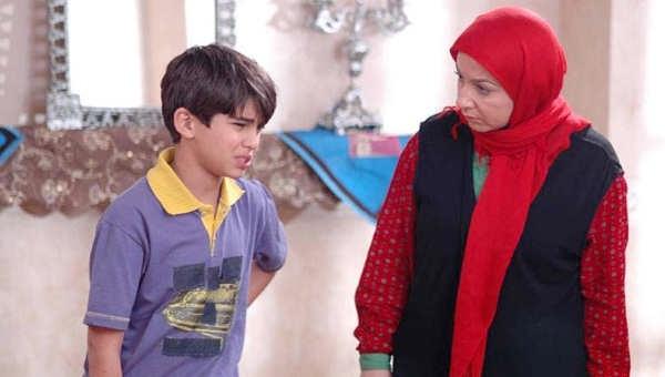 عکس محمد شادانی بازیگر نقش علیرضا در بزرگ مرد کوچک۲