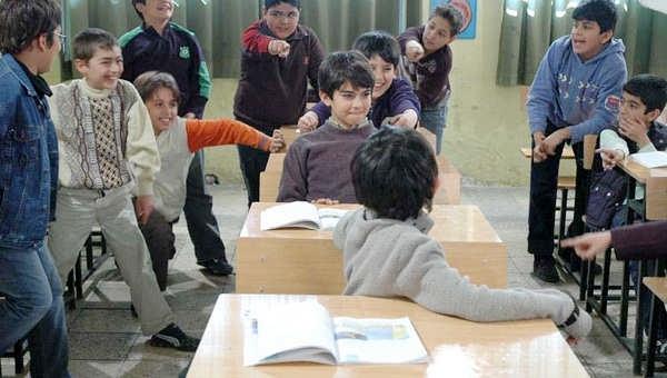 عکس محمد شادانی بازیگر نقش علیرضا در بزرگ مرد کوچک۳