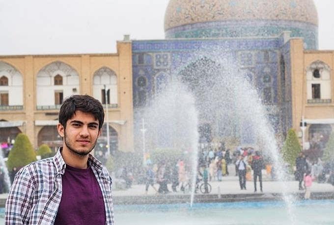 عکس محمد شادانی بازیگر