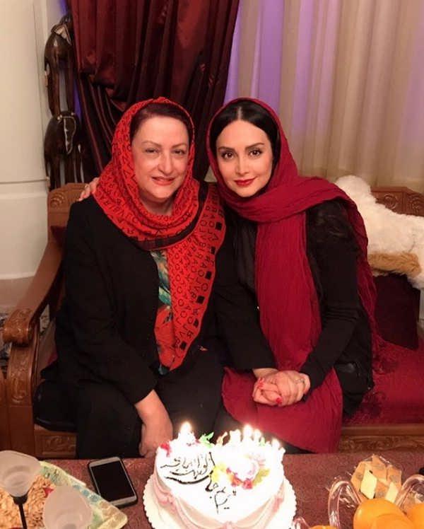 عکس مریم خدارحمی و مریم امیرجلالی۲