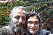 بیوگرافی مهسا ملک مرزبان و همسرش