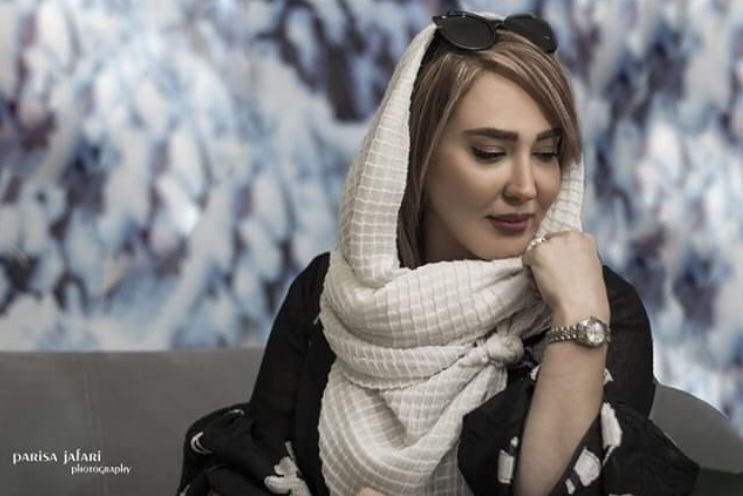عکس های زهره فکور صبور بازیگر نقش آرزو در دردسرهای عظیم