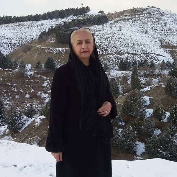 عکس های سعیده عرب