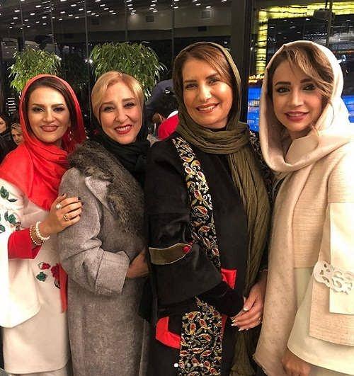عکس های شبنم قلی خانی بازیگر