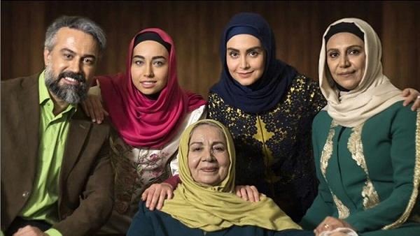 عکس های مریم خدارحمی در کنار دایانا حکیمی و پدرش دانیال حکیمی