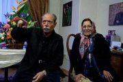 علت فوت همسر علی نصیریان