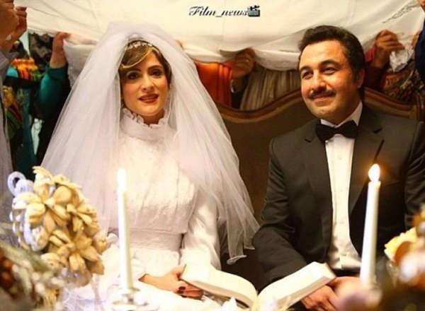 عکس ویشکا آسایش و رضا عطاران در نهنگ عنبر