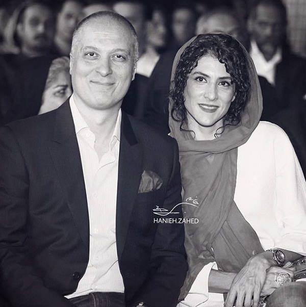 عکس ویشکا آسایش و همسرش رضا قبادی۲