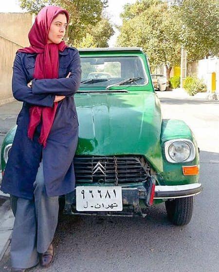 عکس ژیلا شاهی در سریال سرزمین کهن