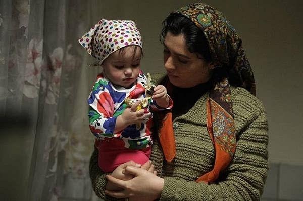 عکس ژیلا شاهی در فیلم پرسه در حوالی من