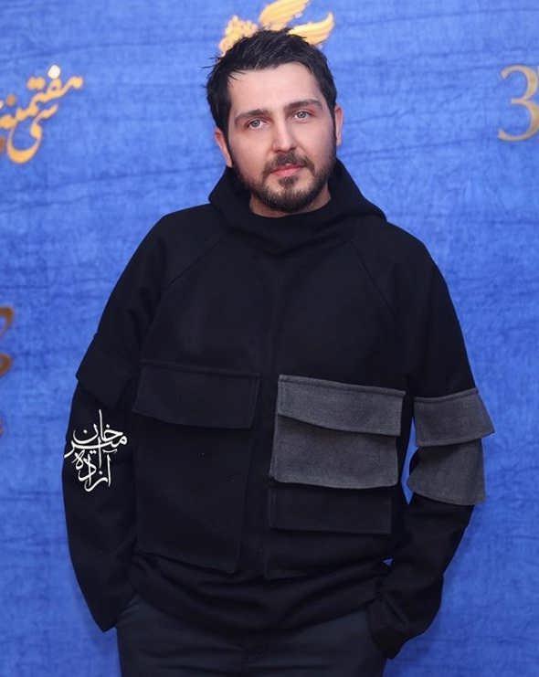 محمد رضا غفاری - فیلم سونامی