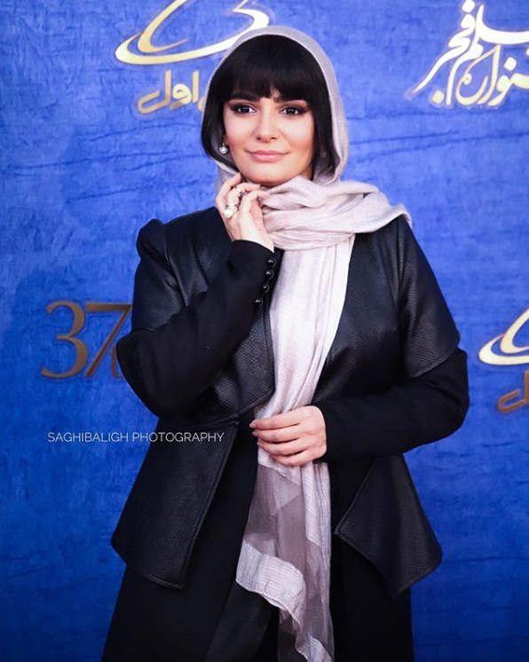 مدل مانتو بازیگران در جشنواره فجر ۹۷ - لیندا کیانی۳