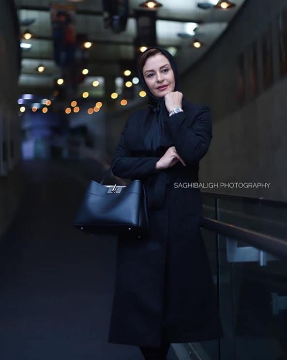 مدل مانتو بازیگران در جشنواره فجر ۹۷ - مریلا زارعی