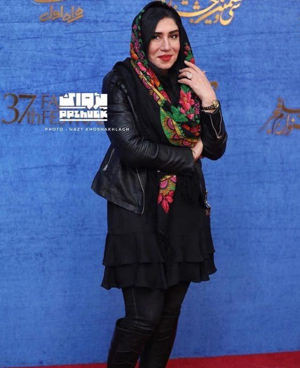 مدل مانتو بازیگران در جشنواره فجر ۹۷ - نسیم ادبی