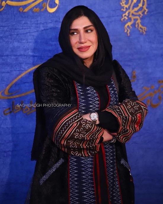 مدل مانتو بازیگران در جشنواره فجر ۹۷ - نسیم ادبی۲