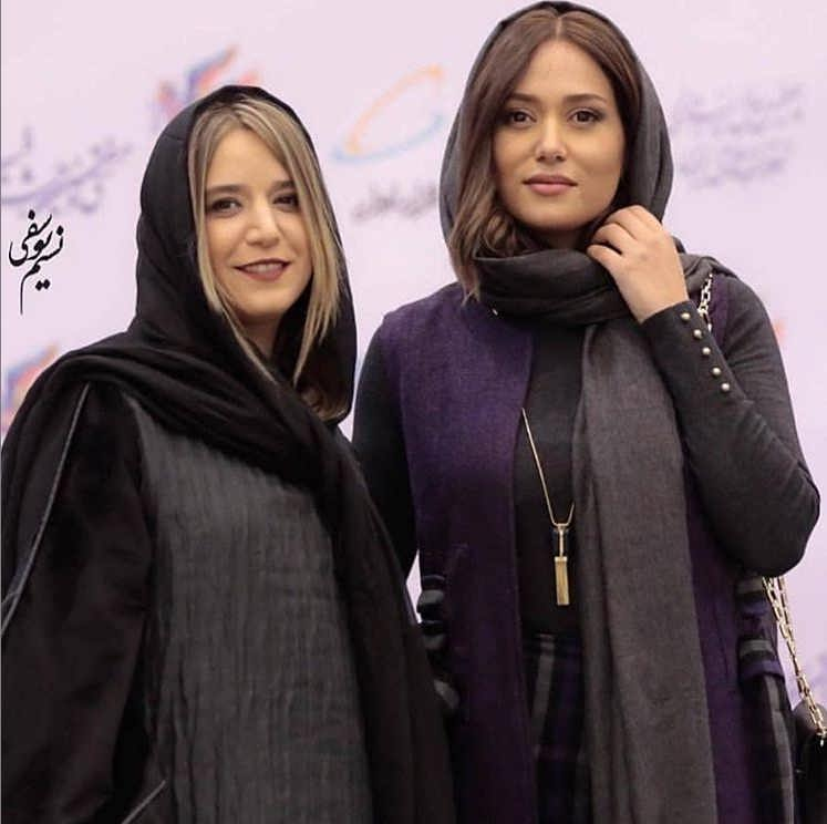 مدل مانتو بازیگران در جشنواره فجر ۹۷ ۲