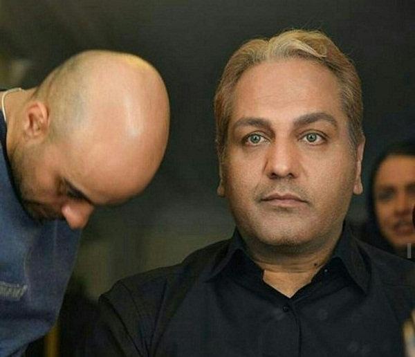 عکس مهران مدیری در ساعت ۵ عصر