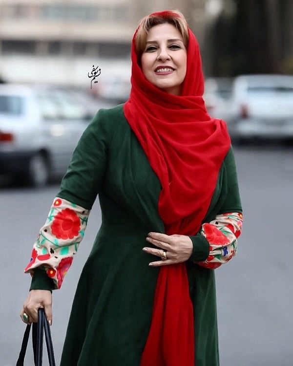 عکس های مرجانه گلچین بازیگر