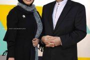 ازدواج دوم مریم کاویانی با رامین مهمانپرست سخنگوی وزارت امورخارجه