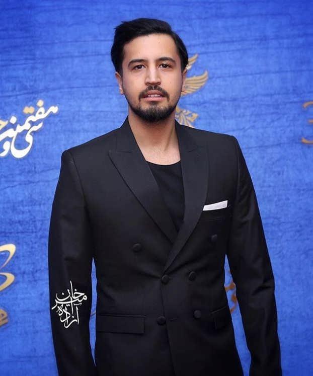 مهرداد صدیقیان در اکران فیلم سمفونی نهم