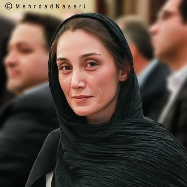 عکس هدیه تهرانی