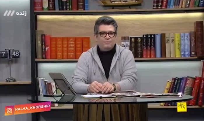 واکنش رضا رشیدپور به تیپ بازیگران در جشنواره فیلم فجر ۹۷