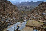 روستای پالنگان کردستان + تصاویر پالنگان